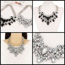 Alloy Beauty Bib Costume Necklaces & Pendants