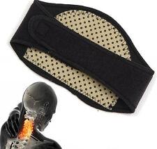Cinturón de soporte del cuello de Calor Terapia Autocalentamiento Magnética Wrap Brace Dolor Turmalina