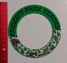Aufkleber/Sticker: Freizeit Park Verden (05031778)