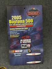 Daytona 500 February 20 2005 VIP Viewing Party Regal Square Theater NYC Ticket