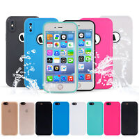 Waterproof Shock Dirt Proof TPU Case Cover For IPhone XS MAX XR X 6S 6 7 8 Plus