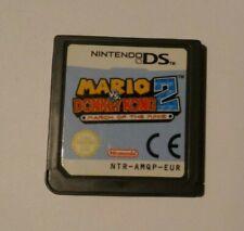 jeu Mario Vs Donkey Kong 2: March Of The Minis Nintendo Ds