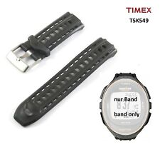 Timex Replacement Band For T5K549 And T5K575 Ironman Run Trainer GPS Technology