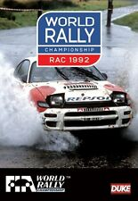 World Rally Championship - RAC 1992 Review (New DVD) FIA WRC McRae Auriol