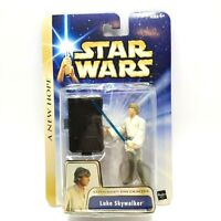 Hasbro Star Wars Luke Skywalker Tatooine Encounter Figure A New Hope 2004