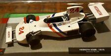 James Hunt, Hesketh 308B Formula One 1975, Modellcar 1:43, Grand Prix