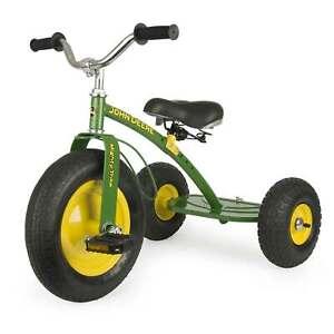 John Deere Mighty Trike Tricycle Rider Ride On 46050