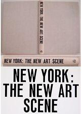 1967 NYC Photo Book POP ART Rauchenberg WARHOL Segal STELLA Lichtenstein JOHNS