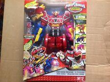Power Rangers Dino sobrecargadas Dino cargo Megazord leer descripción