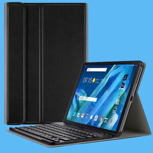 Case Cover Keyboard for Lenovo Tab M10 Plus FHD Tablet (Model TB-X606, 606F)