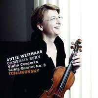 Weithaas Antje / Camerata Bern - Tchaikovsky Violon Concerto Neuf CD
