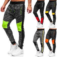 Sporthose Trainingshose Fitness Jogger Laufhose Classic Herren Mix BOLF Motiv