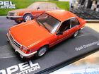 OPEL Commodore C Limousine 1978 - 1982 red rot IXO Altaya SonderPreis 1:43