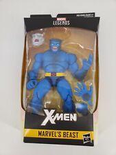 Marvel Legends X-men Beast Blue Jim Lee 6in Figure Caliban BAF Sealed NEW
