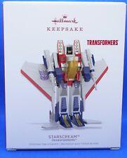 2018 Hallmark Keepsake Transformers Starscream  Ornament ~ NIB (2020)