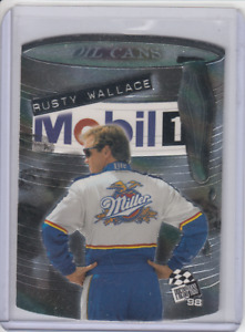 1998 Press Pass Oil Can  Rusty Wallace - OC 9/9