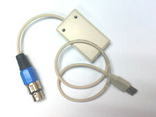 USB DMX512 Interface Controller PC MAC Software 3 pin XLR Output Satge Lighting