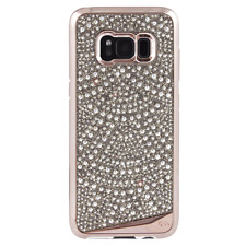 CaseMate Brilliance Tough Genuine Crystals Case for Samsung Galaxy S8