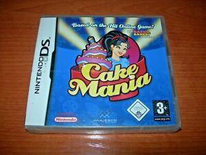 CAKE MANIA DS (PAL ESPAÑA PRECINTADO)