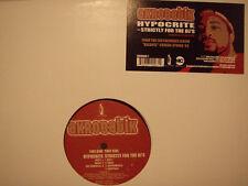 "AKROBATIK - HYPOCRITE / STRICTLY FOR THE DJ'S (12"")  2002!!!  RARE!!!  FAKTS ONE"