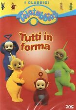 Teletubbies - Tutti In Forma (1998) DVD