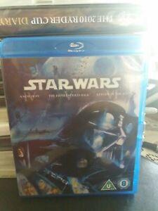 Star Wars Trilogy New Hope IV...EMPIRE Stricks Back V...return Of The Jedi VI