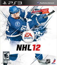NHL 2012 PS3 New Playstation 3