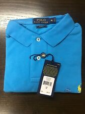 NEW Polo Ralph Lauren Short Sleeve Polo Shirts Authentic All Sizes And Colors