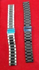 20mm Stainless Steel Quick Release Wrist Strap for Garmin Vivoactive 3 Watch