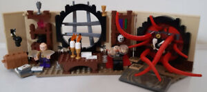 Lego Marvel 76060 Doctor Strange's Sanctum Sanctorum 100% Retired Set RARE