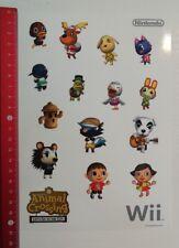 ADESIVI/Sticker: Nintendo Wii 2008-Animal Crossing (010417135)