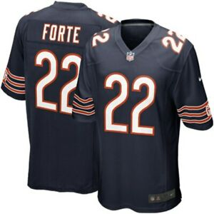 NW Authentic Chicago Bears Matt Forte Nike On Field Game Jersey Men M 468947 463