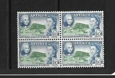 ANTIGUA, QE11 1961 NELSONS DOCKYARD, 30c SG 141, MNH, BLOCK 4