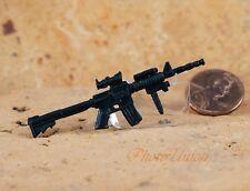 G19_D GI Joe 1:18 Action Figure 3.75 US Army Military M4 Carbine RIFLE M-4