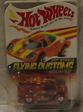 Hot Wheels Collectors.Com Flying Customs Dairy Delivery Club Car Series 1