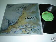 TANGERINE DREAM Cyclone -1978 UK LP krautrock  REISSUE
