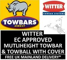 Towbar to fit Land Rover Discovery 3, Discovery 4, Range Rover Sport Tow Bar R39