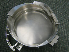 """13X4"""" SERVICE ENGINEERING INC 116197A VIBRATORY BOWL FEEDER 21 1/4"""" INLINE TRACK"""