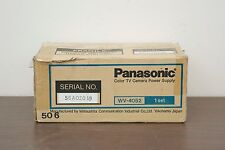 Panasonic WV-4052 Color TV Power Supply