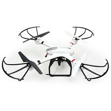 WonderTech Voyager W400R and Foresight Headset Drone Bundle WHITE Color
