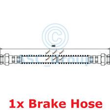 Apec BRAKING 260mm Scheibe Bremssattel Flexibel Gummischlauch Hos3444