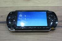 Sony PSP 1000 Console Piano Black Japan i101
