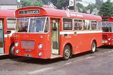 Devon General VOD89K Bus Photo