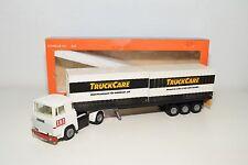 TEKNO 422 SCANIA LB 141 TRUCK WITH TRAILER CONTAINER TRUCK CARE VNM BOXED RARE