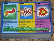 Pukey-mon - Pokemon Parody - 69 card base set by Pacific Trading in 2000.