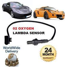 LOTUS EVORA EXIGE 3.5 2GR-FE 2009--> NEW  1 x 02 OXYGEN LAMBDA SENSOR A117E6007F
