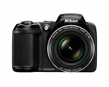 Nikon Coolpix L340 20.2 MP Point And Shoot Digital Camera with 28x Optical Zoom