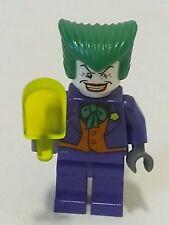 LEGO Batman 1ST EDITION JOKER Minifigure GENUINE 2006 AUTHENTIC from SET 7888