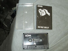 Armada - The Deaf Ears Ep Demo (Cassette, Tape) Working  Tested