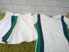 vintage ladies fred Perry squash sportswear